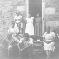 Mattie Berryman (bottom right, undated)